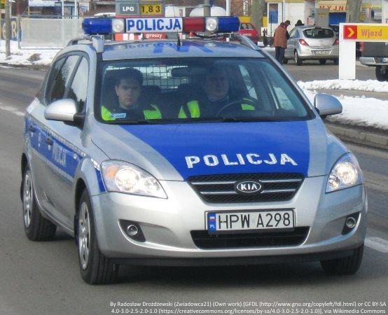 Policja Żory: Pomoc przyszła w ostatniej chwili